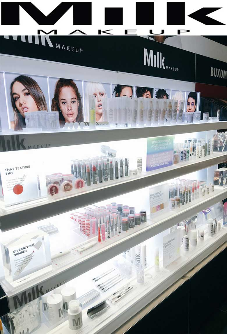top cosmetics brands in the world